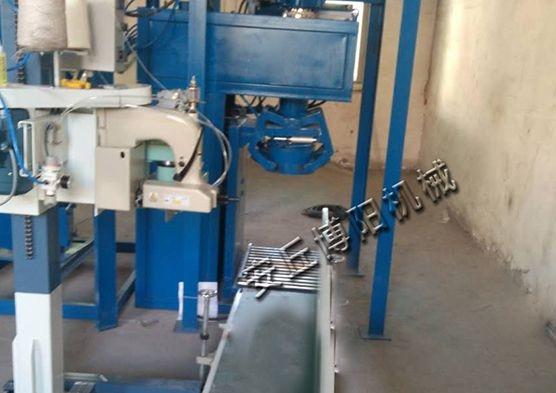 碳钢直流式包装机
