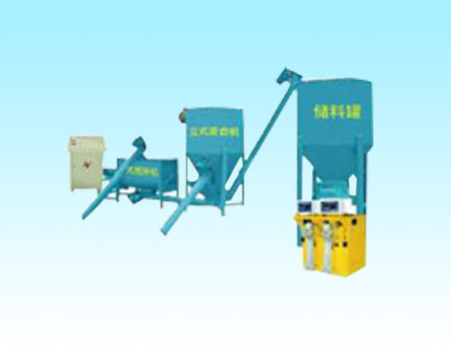 干粉砂浆生产成套设备
