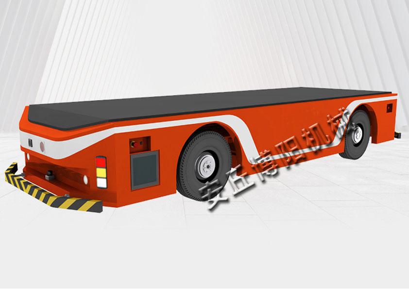 重载AGV运输车